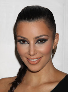 invisible hairstyle kim kardashian -35