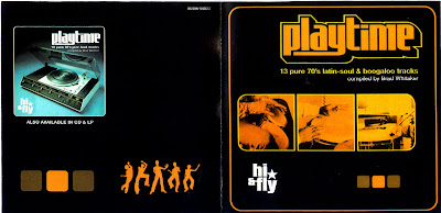 Various Playtime  - 13 Pure 70\'s Latin-Soul & Boogaloo Tracks 2000 (Hi&Fly)