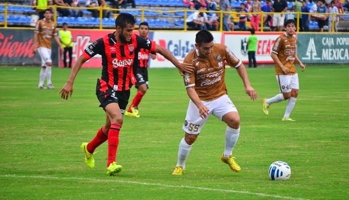 Necaxa vs Dorados de Sinaloa en vivo