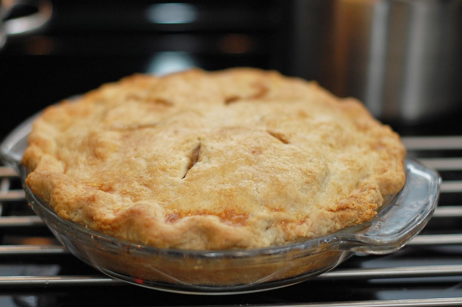 In Michelle's Kitchen: Basic Buttery Pie Crust