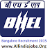 BHEL Bangalore  jobs For  Graduate Apprentices (Engineer)  In Banglore Apply: www.BHELEDN.COM