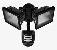 LED Motion Sensor Outdoor Security Lights