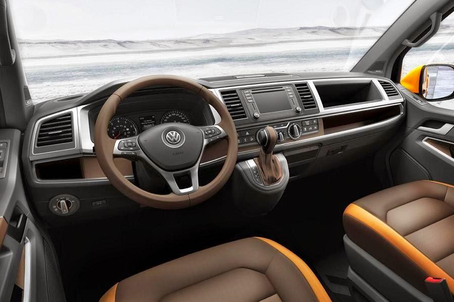 Volkswagen Tristar Concept (2014) Dashboard