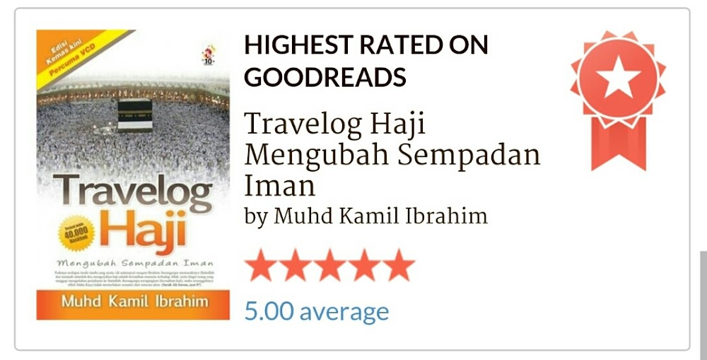 Buku  paling hot untuk bacaan 2015