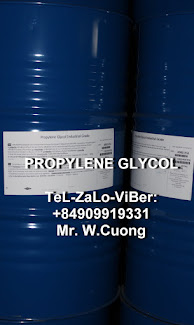 PROPYLENE GLYCOL INDUSTRIAL / PG industrial