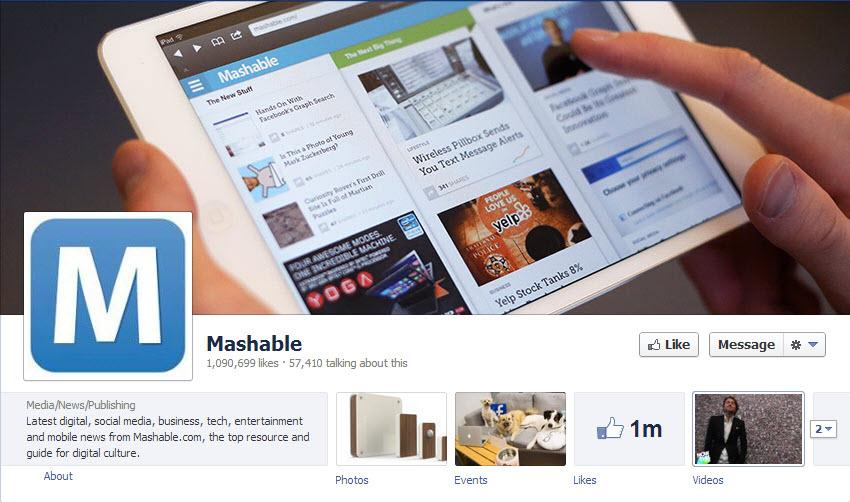boogaliblog cool facebook timeline covers of 10 tech websites