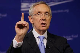 Majority Leader Harry Reid