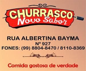 Churrasco Novo Sabor - CODÓ-MA