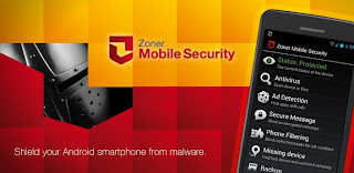 Zoner Mobile Security v1.0.1