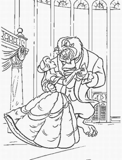 You Have Read This Article Princess Belle Coloring Pages With The Title Beauty And Beast Can Bookmark Page URL