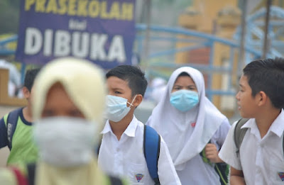 Jerebu: Sekolah di Selangor, KL, Putrajaya, NS dan Melaka ditutup pada Selasa, 15 September - Kementerian Pendidikan