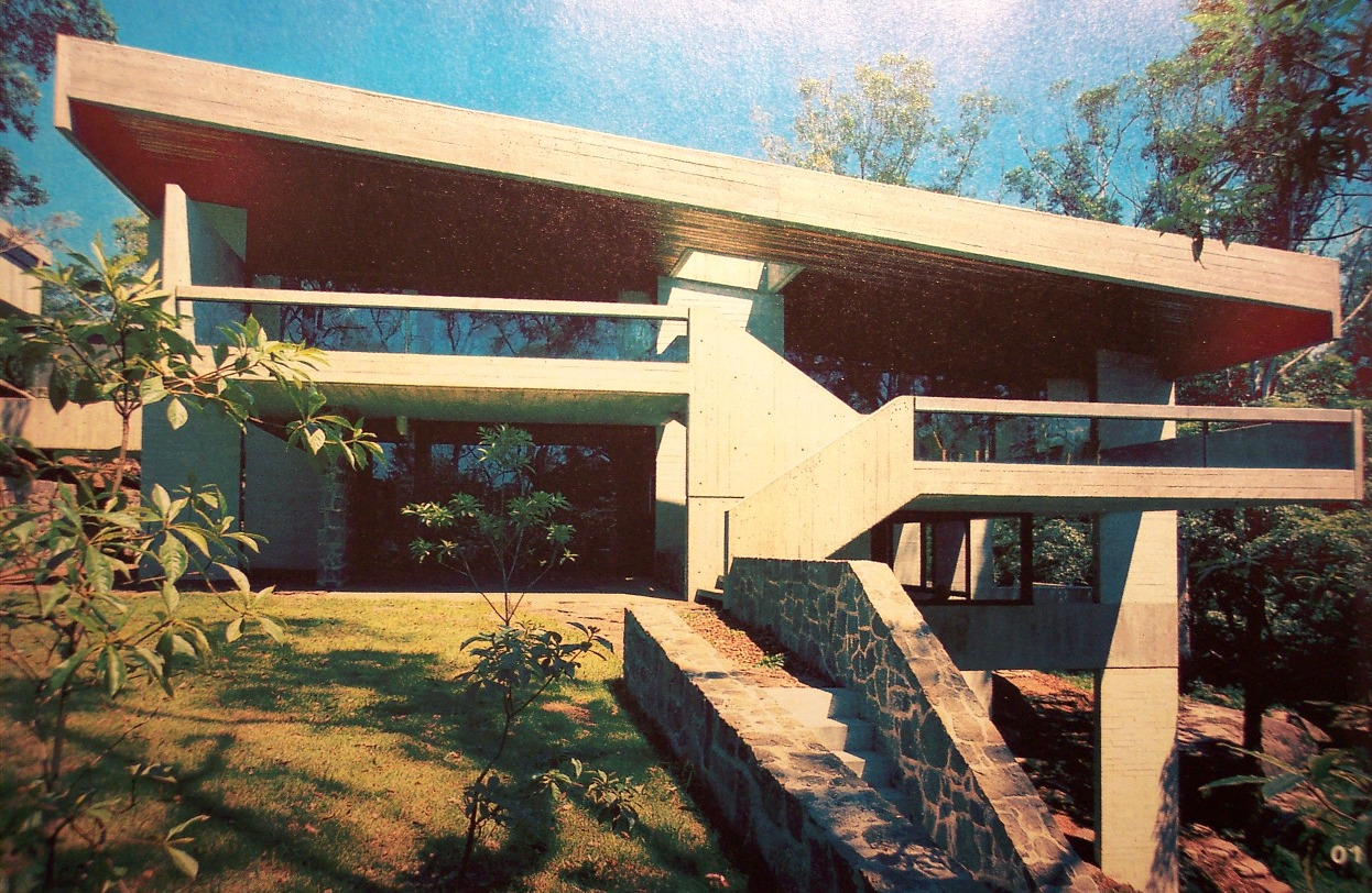 How the 1950s house for Architecture 1950