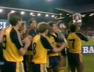 Arsenal campeón 1989