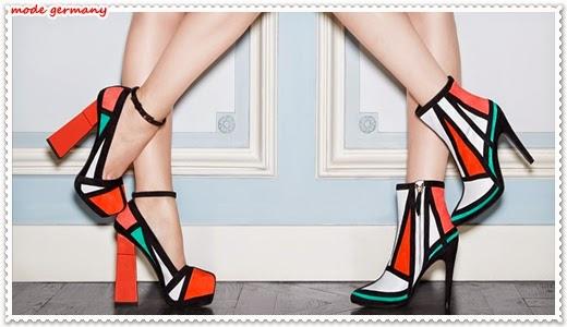 Frühjahr/Sommer 2014 von Aperlai Schuhe