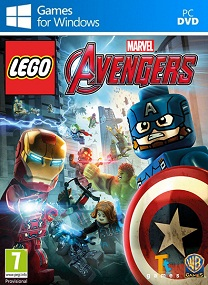 LEGO Marvels Avengers Update v1.0.0.24471 Incl DLC-BAT