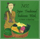 ncc jajan tradisonal indonesia week