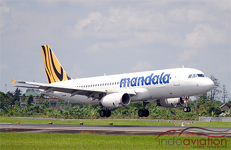 Mandala A320