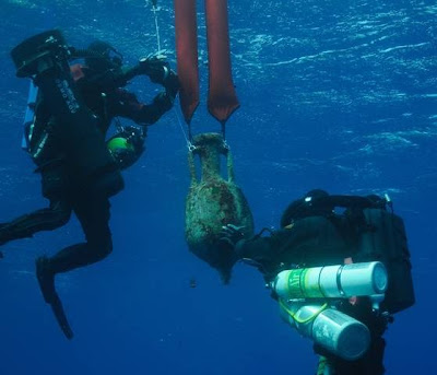 Antikythera shipwreck reveals more secrets