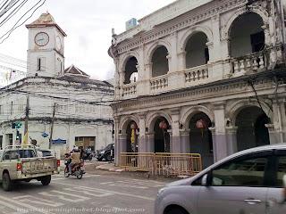 Phuket Architecture