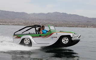 Το πιο γρήγορο αμφίβιο αυτοκίνητο! (Βίντεο)