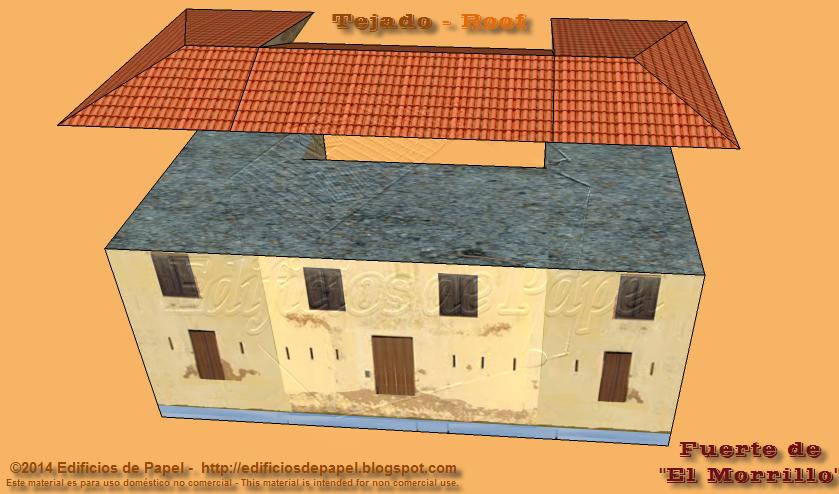 El edificio del fuerte será el fichero de nuestra próxima entrada