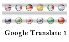 Widget Google Translate, Google Translate, Google Terjemahan, widget