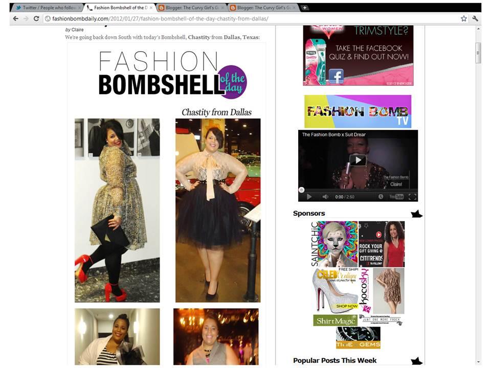 Fashion Bomb