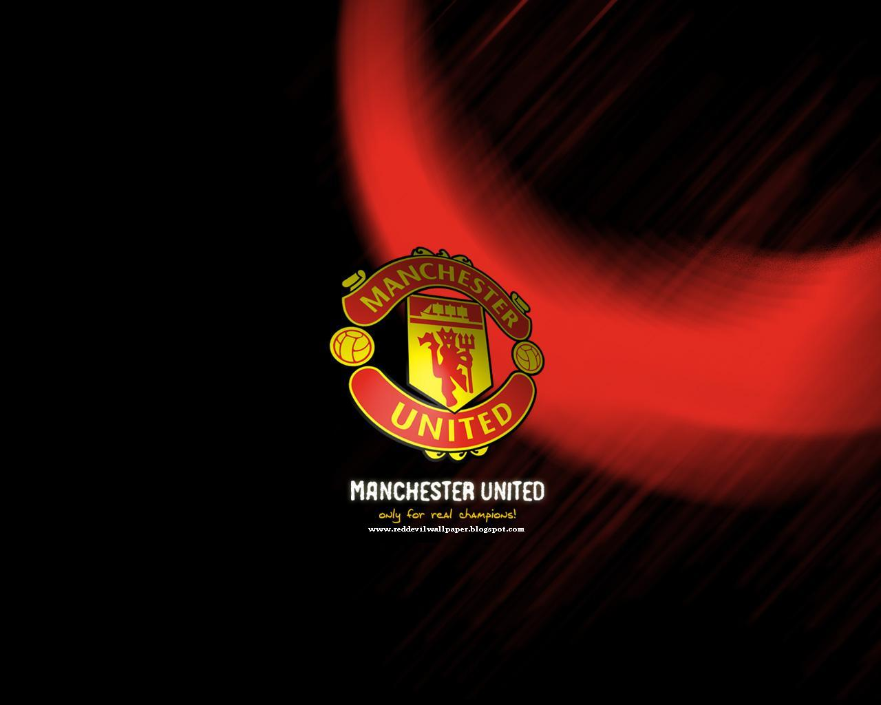 Manchester united logo wallpapers free download manchester united logo wallpapers voltagebd Image collections
