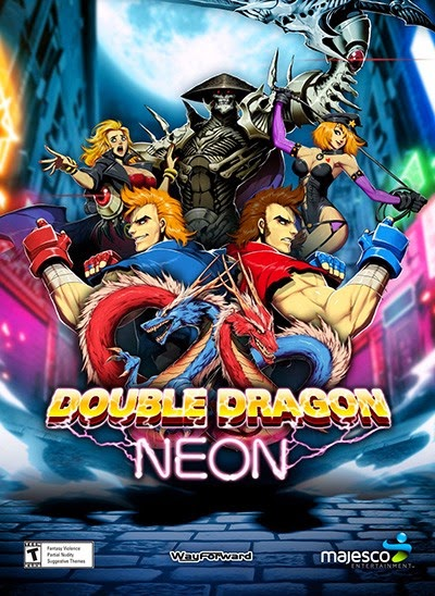 Double Dragon Neon pc game download
