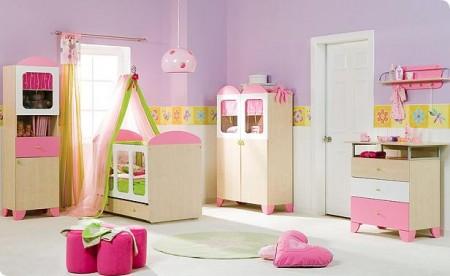 hedza+k%C4%B1z+bebek+odas%C4%B1+%2841%29 Kız Bebeği Odaları Dekorasyonu