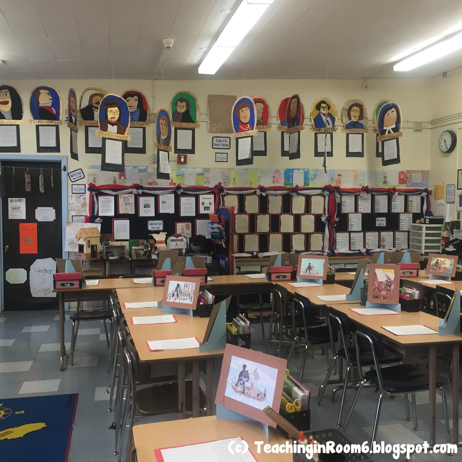 Social Studies Classroom Decoration : Open house teaching in room lovin