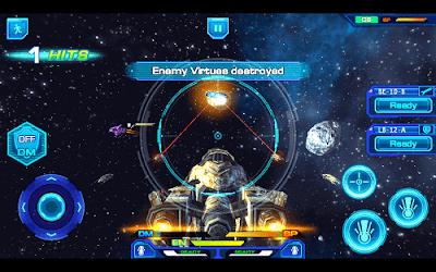 Galactic Phantasy Prelude V2.0.3 Apk Mod Free Shopping 2