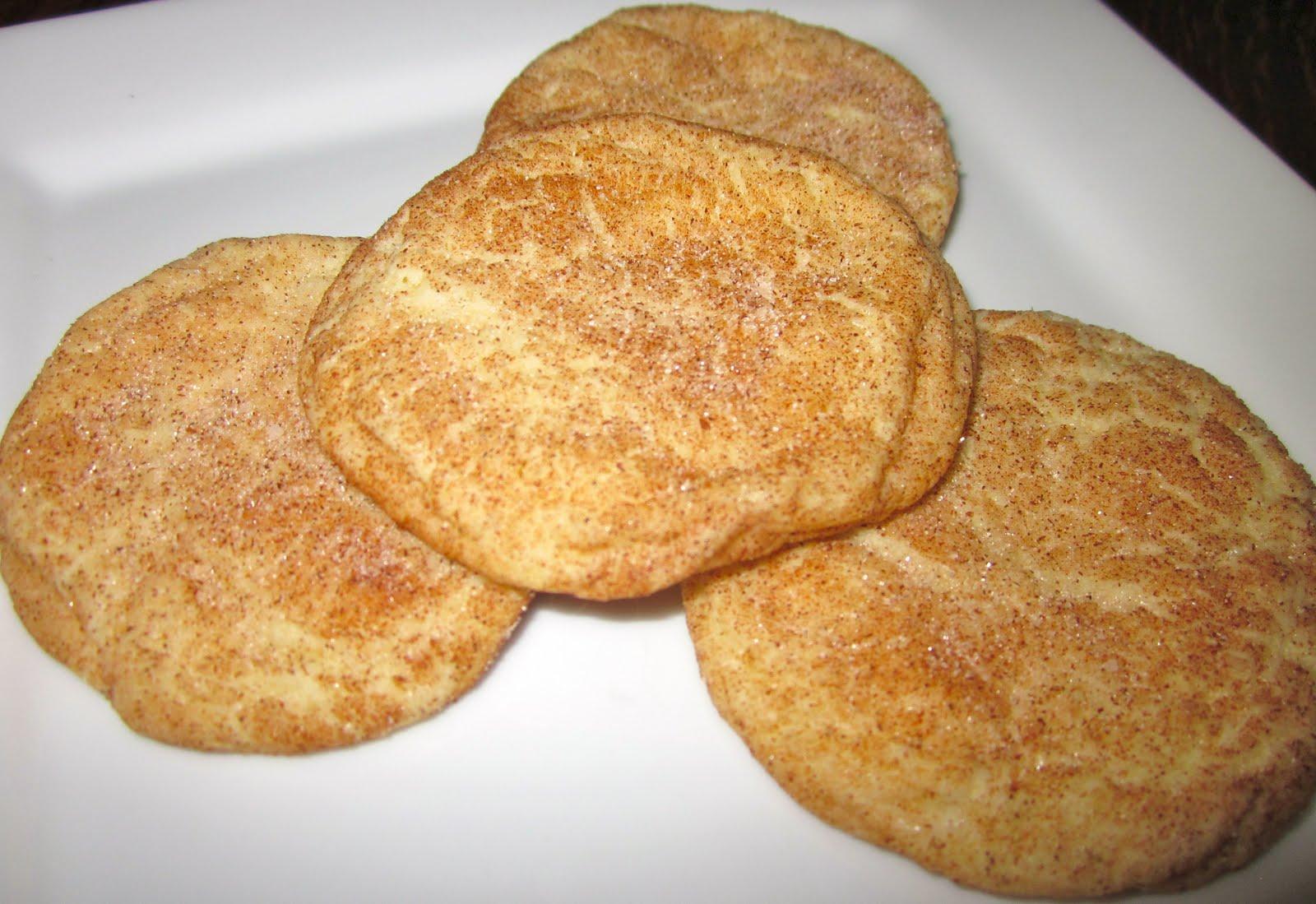 Piece, Love, & Cooking: Snickerdoodles