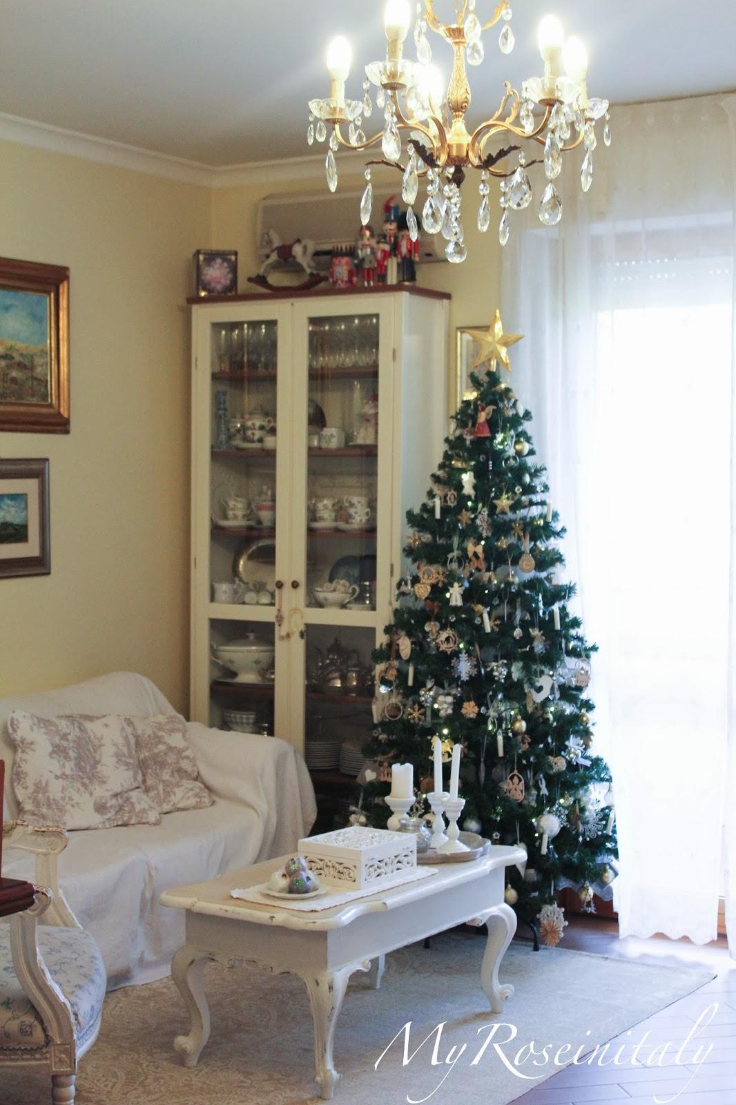 My roseinitaly natale in casa - Riciclare tutto in casa ...