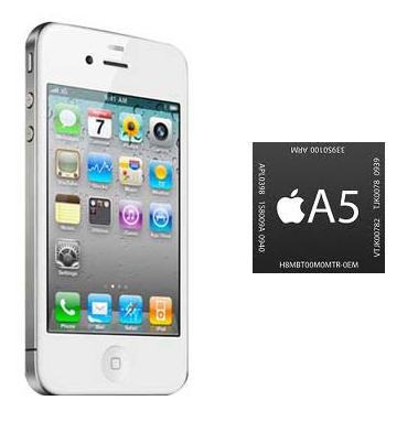 The Next Generation iPhone Unveiled: Meet the iPhone 4S