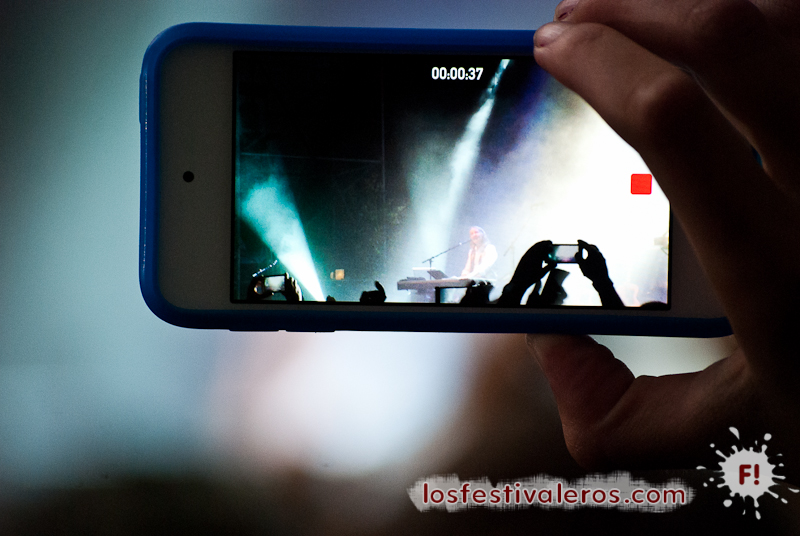 Andorra Red Music 2014: A través del Smartphone