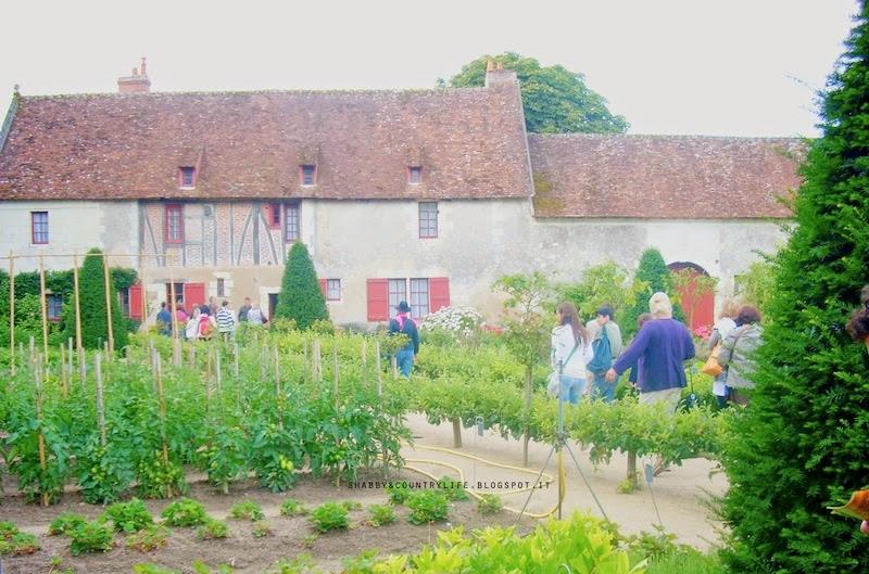 Giardini e orti meravigliosi di Francia