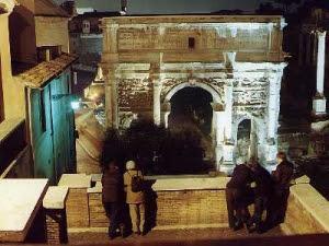 Eventi e Visite Guidate serali Roma: Colosseo e Fori Imperiali 7/7/2013