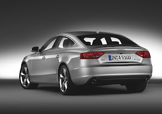 Audi A5 Sportback Pictures