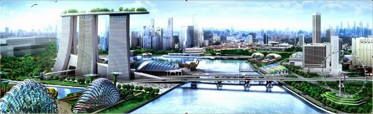 Do you have a vision for Singapore? Do you have a strong sense of  speculation as to how Singapore will be like 50 years later?
