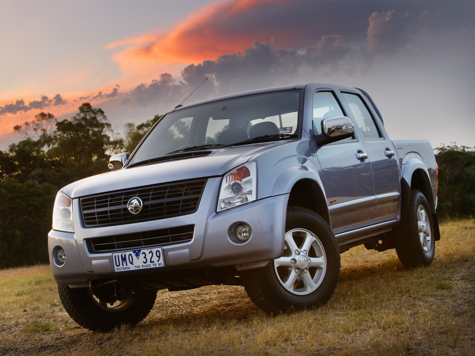 2007 Holden Rodeo Wallpapers Pictures Specifications