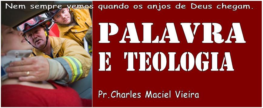 PALAVRA E TEOLOGIA