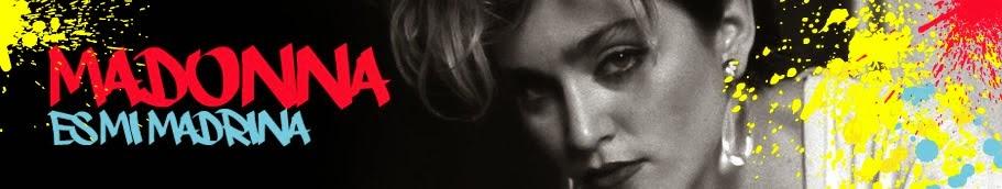 Madonna es mi madrina