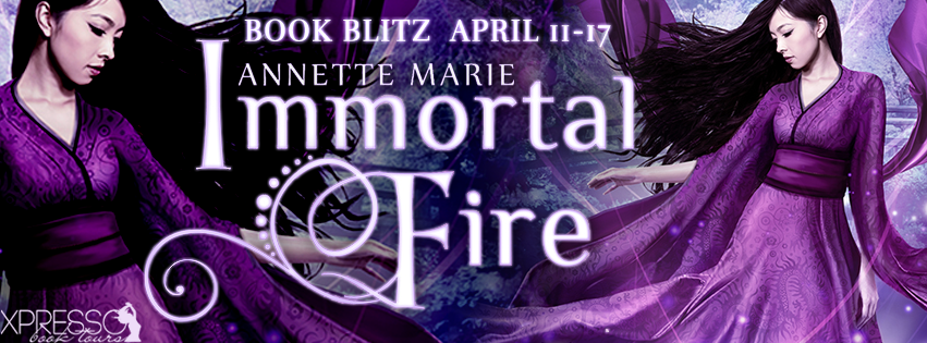 Immortal Fire Book Blitz