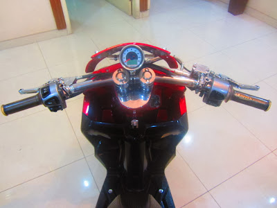 Honda Vario Techno 2009 Full Modifikasi | MODIFIKASI MOTOR