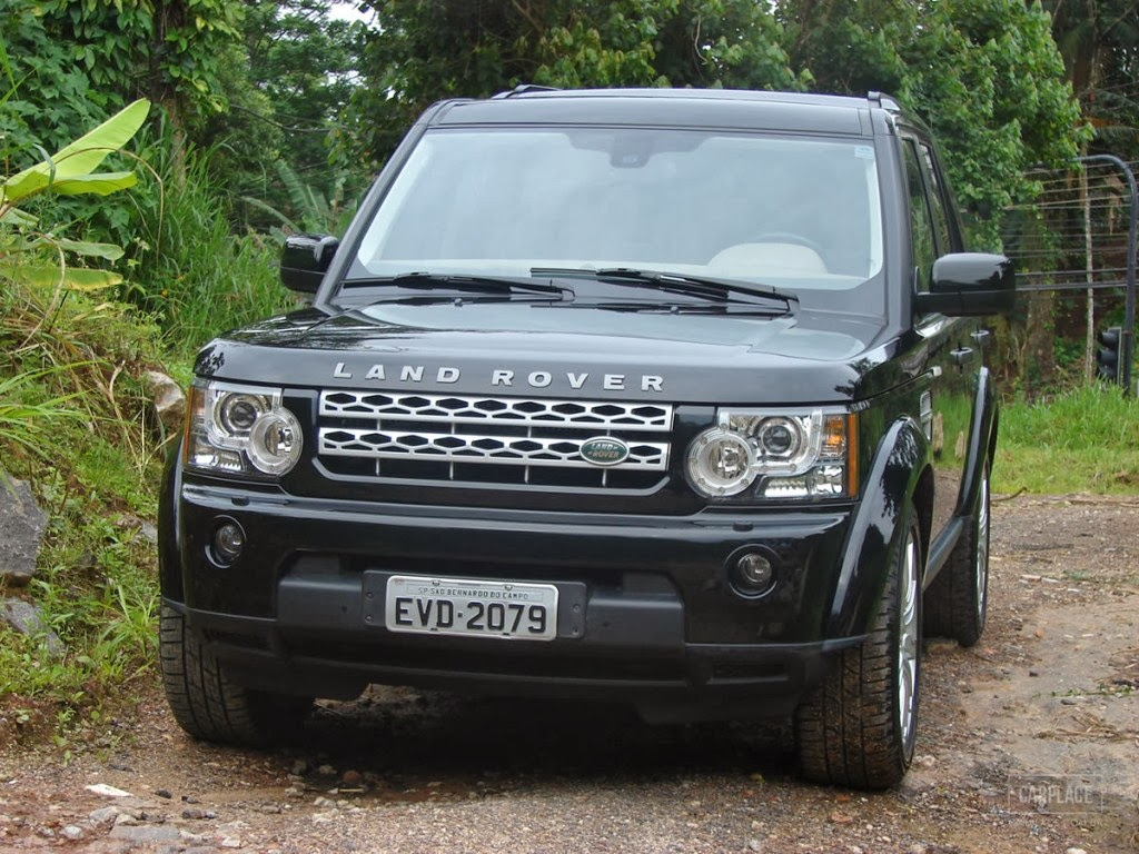 2014 Land Rover Discovery 4 Specification Prices