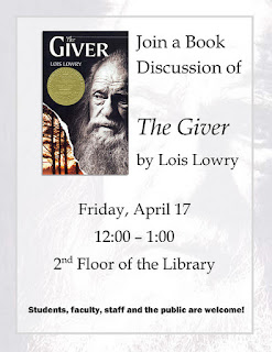 The Giver Book Discussion