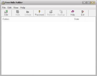 Free Hide Folder : Tool Wajib Buat yang Suka Nyimpen IYKWIM