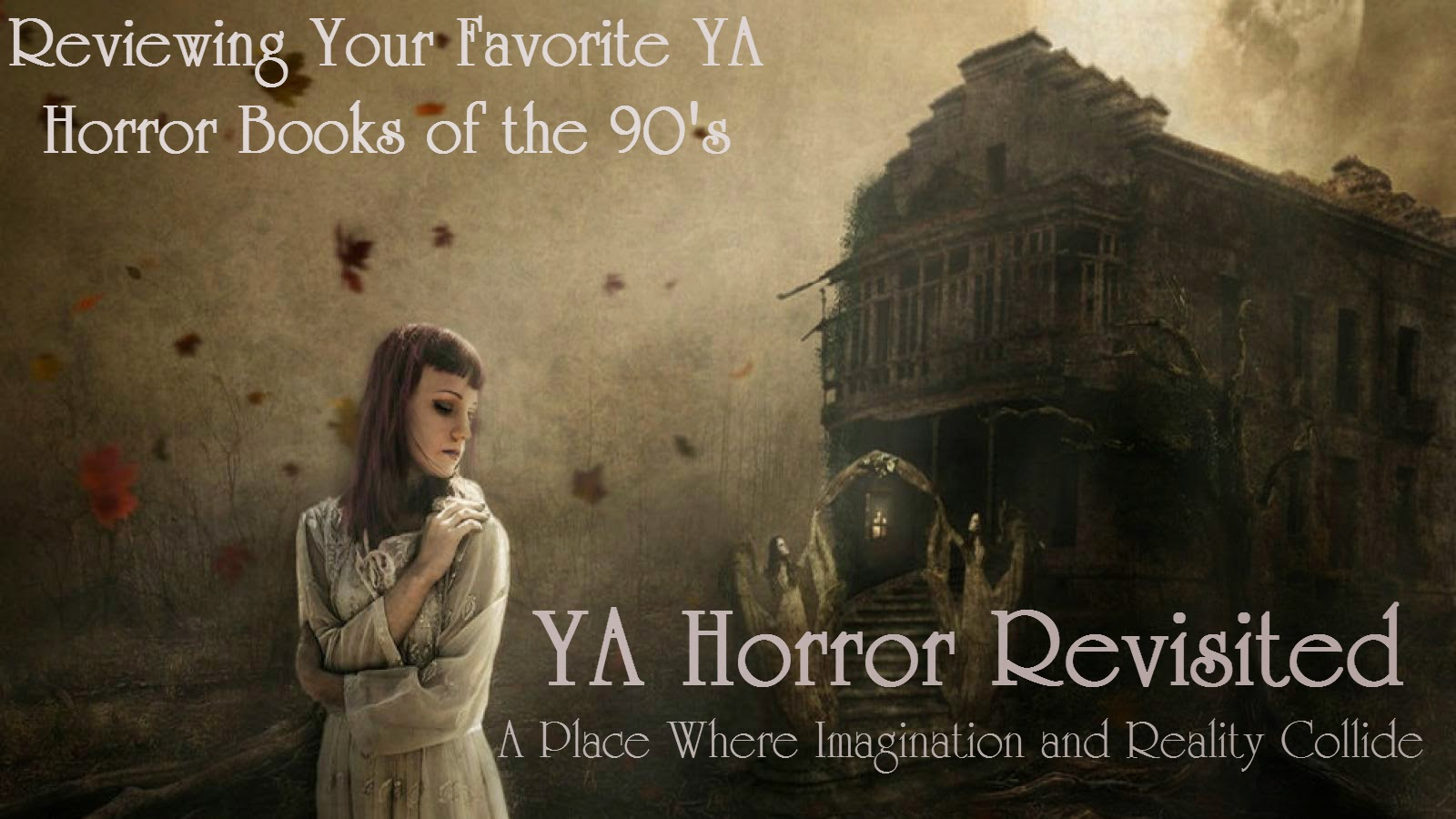 YA Horror Revisited