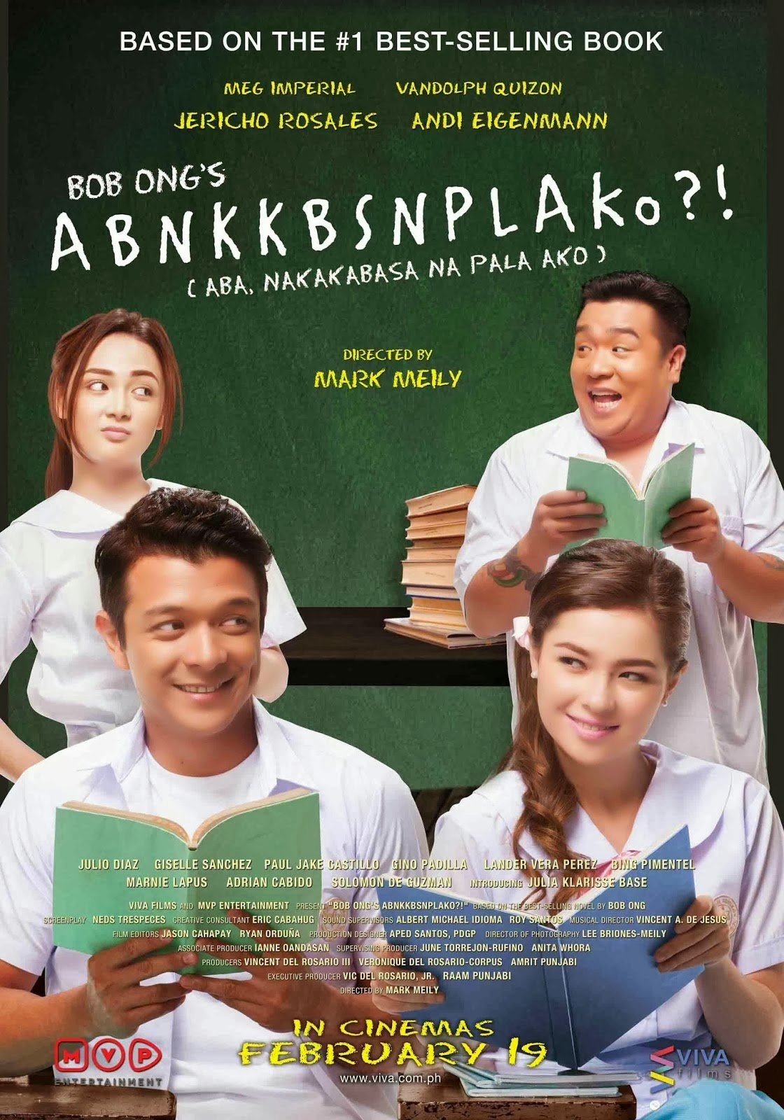 ABNKKBSNPLAko?! The Movie - Get My Popcorn Now !!